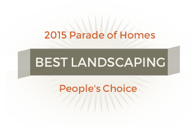 2015 Best landscaping - Peoples choice