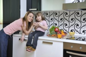 custom kitchen