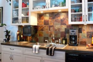 glass doors kitchen cabinets