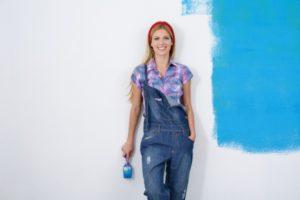 Interior Paint for custom home