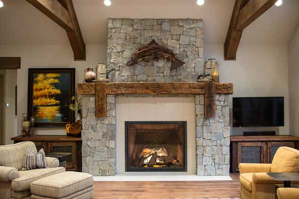 Living Room Home Builder Washougal WA