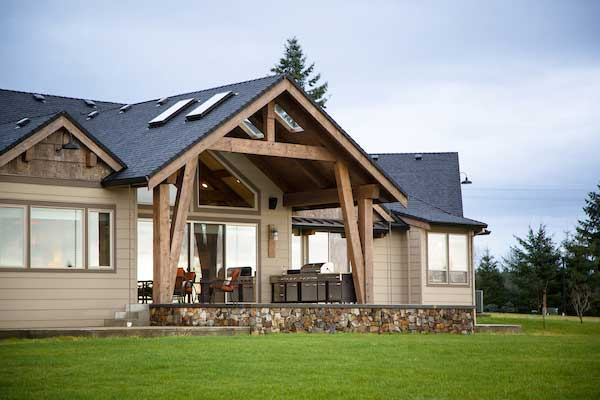 custom home builder in Washougal WA