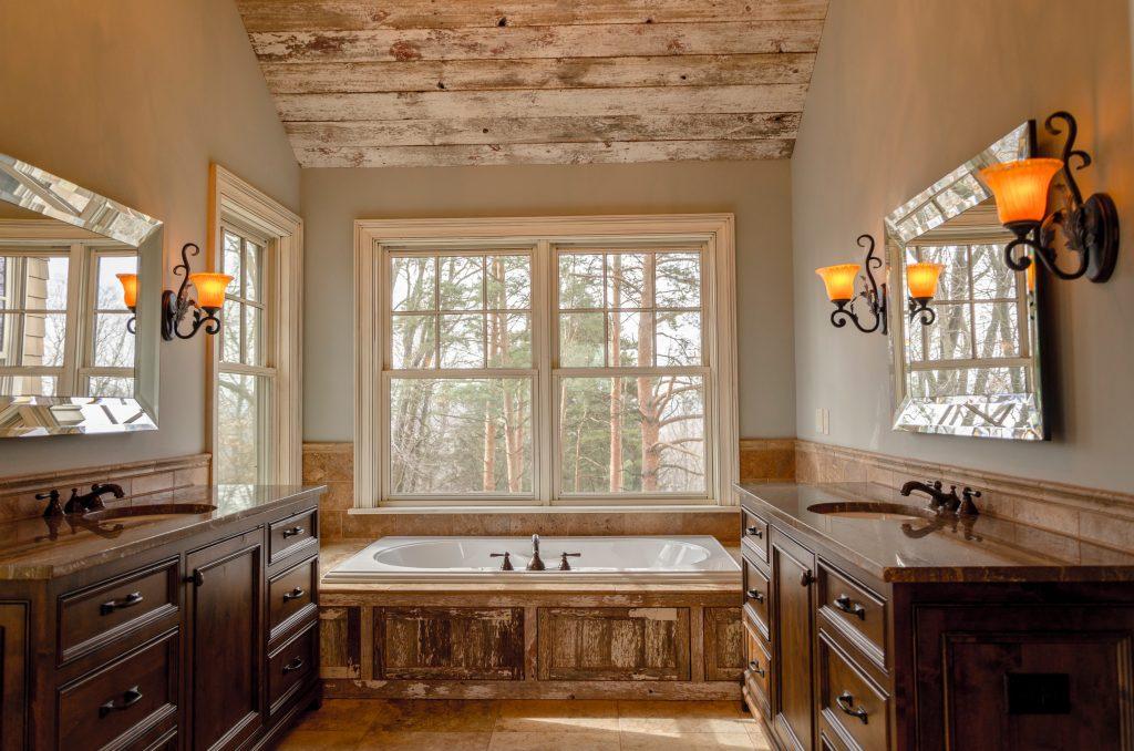 Bathroom home builder La Center WA